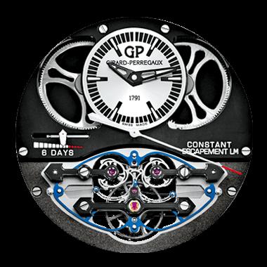 Le Calibre GP09100-0002